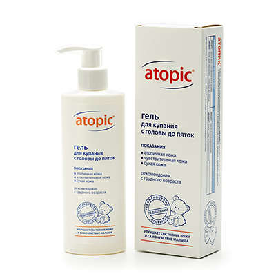 atopic® Head-to-Toe Wash Gel